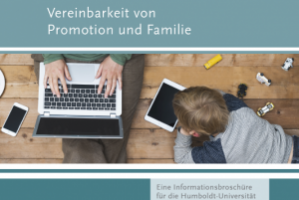 Brochure on balancing doctoral studies with family life