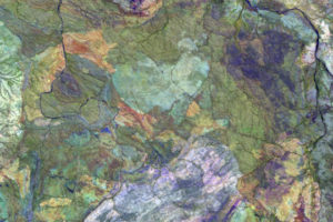 Decorative image of geological formation