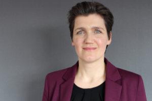 Photo of workshop leader Katja Urbatsch