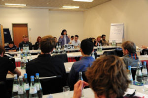 Photo of workshop from 3rd BIOQIC Days