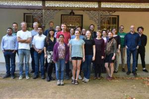 Group photo of IRTG 2290