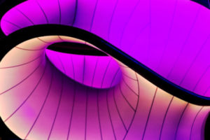 Decorative abstract image